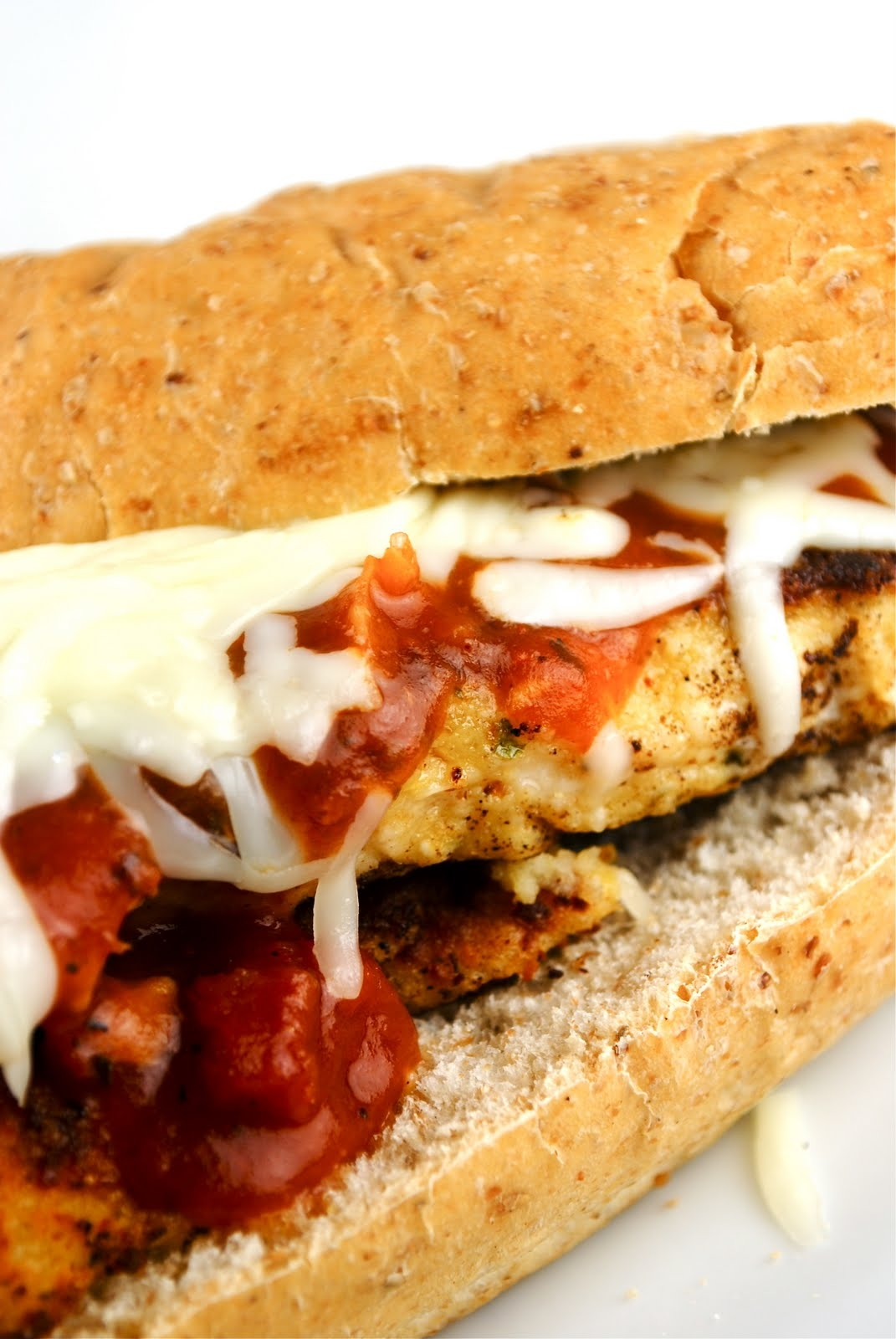 Chicken Parmesan Sub | Fat Girl Trapped in a Skinny Body