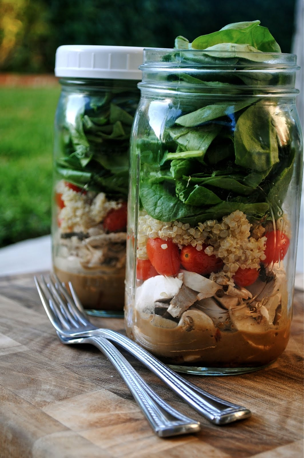 Salad in a Jar – SRC