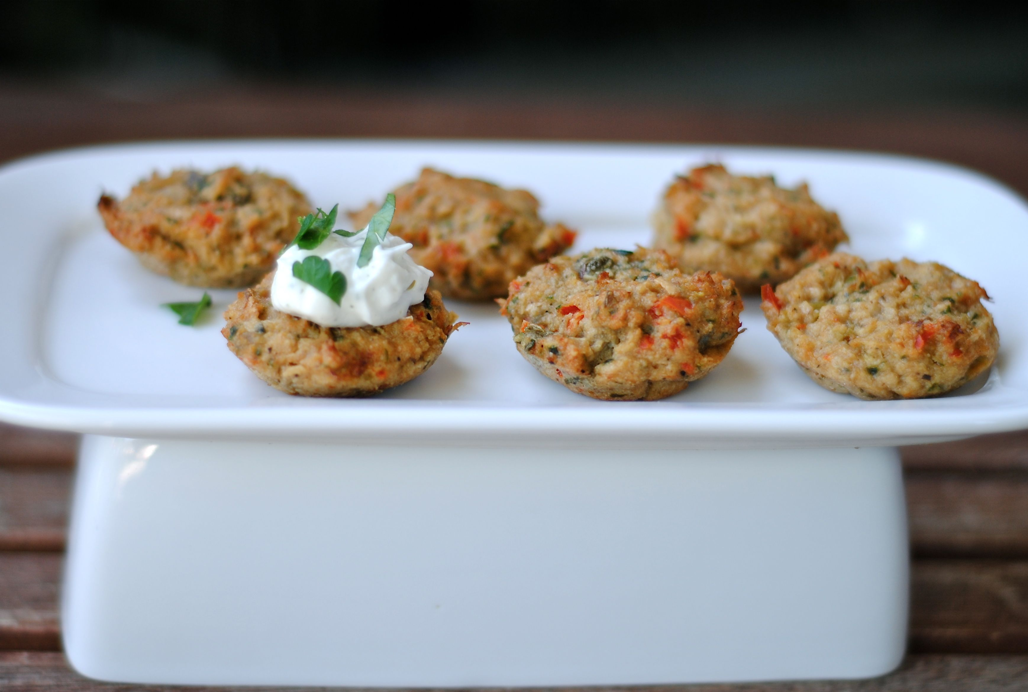 Mini Crab Cakes Recipe — Dishmaps