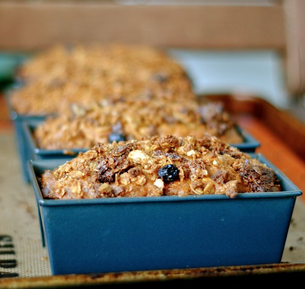 Granola Carrot Bread – Vegan | Fat Girl Trapped in a Skinny Body