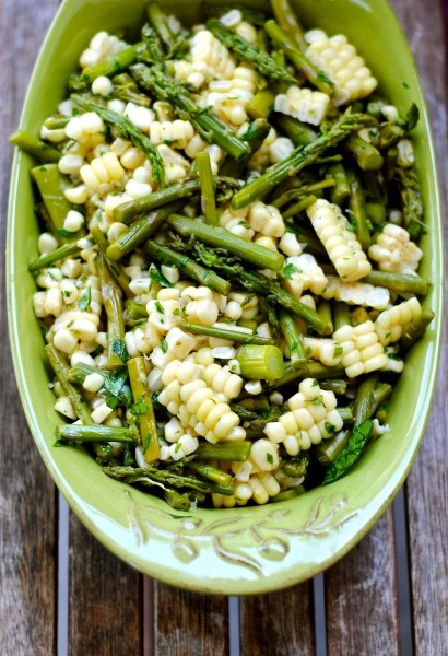 Asparagus Salad Recipe — Dishmaps