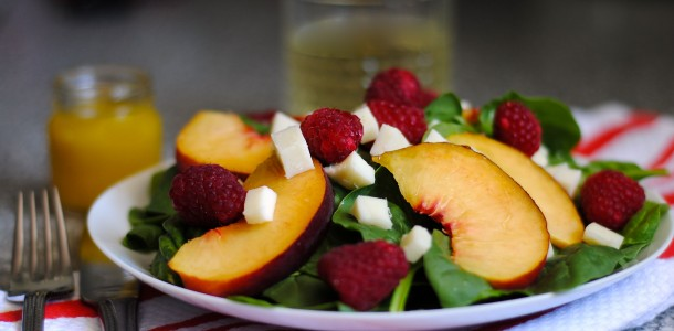orange juice vinaigrette dressing
