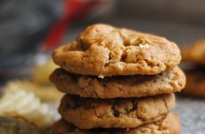 chewy potato chip cookies