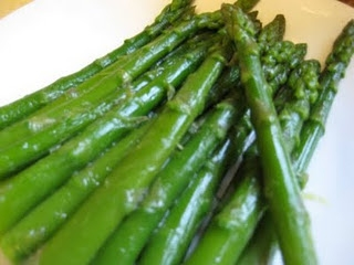 Wrap Each Asparagus Spear With A Thin Slice Of The Marinated Tri Tip Place The Wrapped Spears On A Very Hot Grill Grill The Beef For About 1 Minute Each
