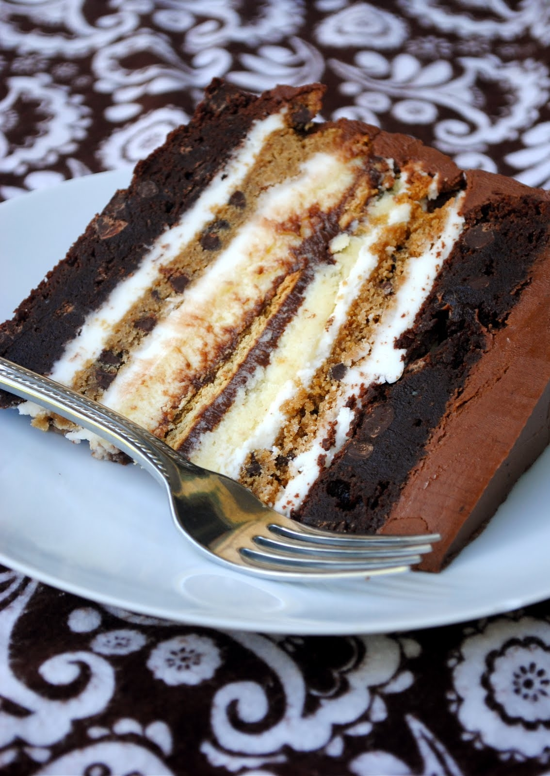 Because This Cake Is SO Dense When It Chills Gets Even Denser And Takes A Little Muscle To Cut