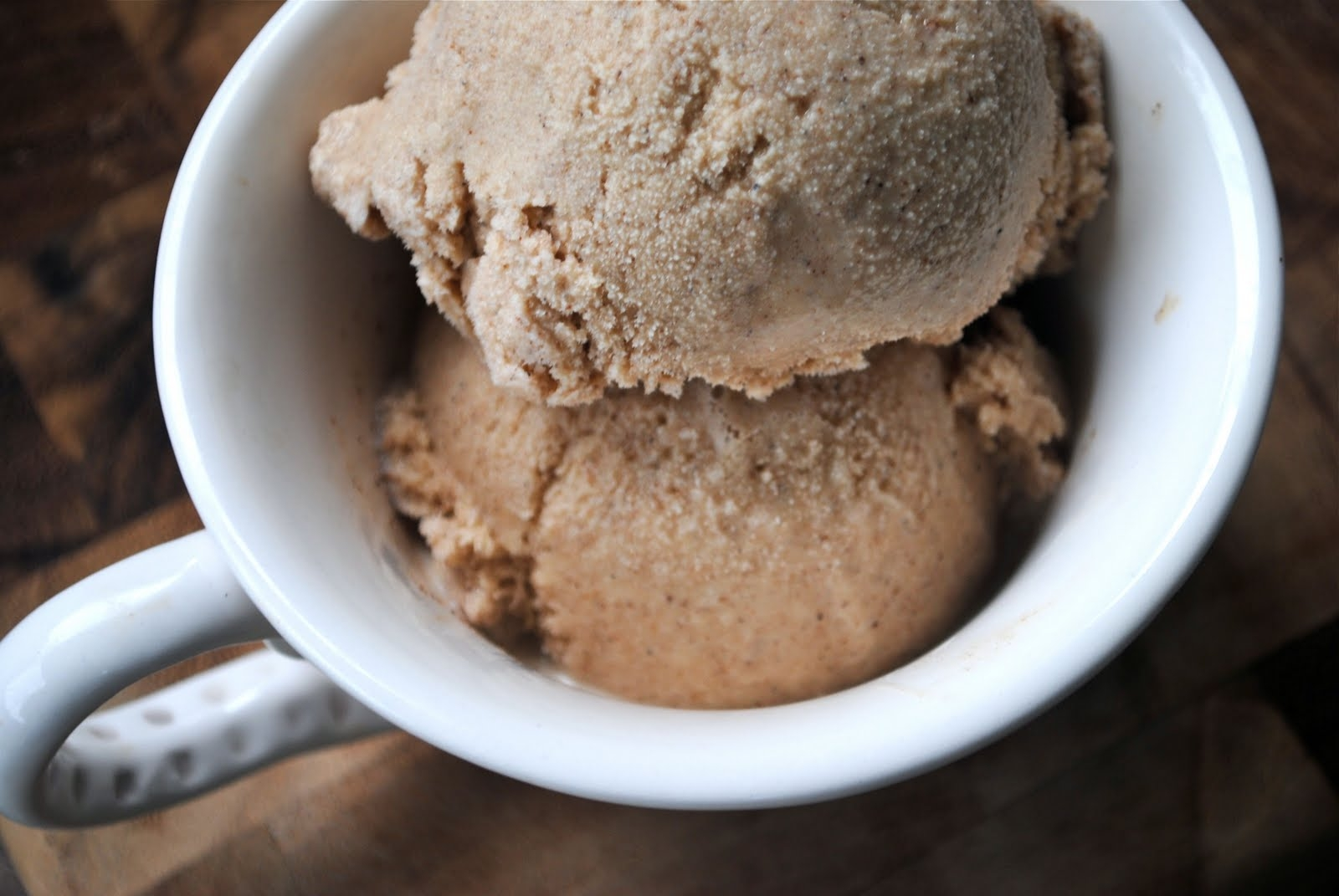 Chai Spice Ice Cream | Fat Girl Trapped in a Skinny Body