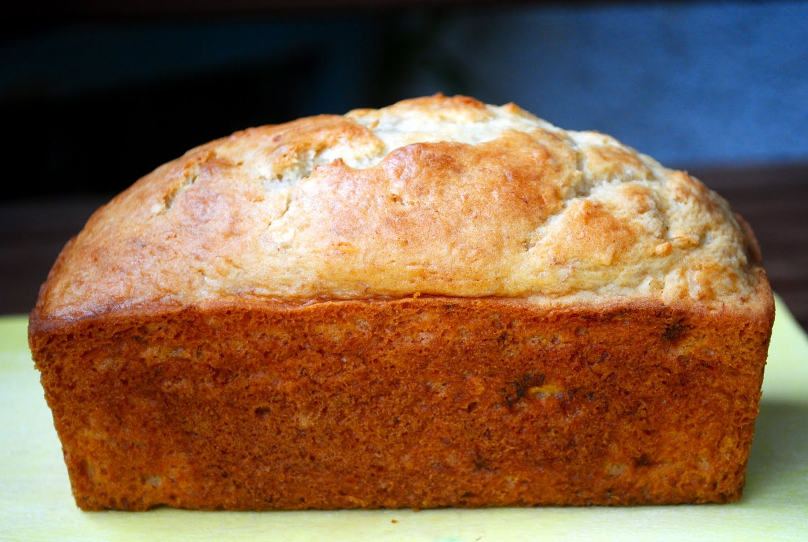 Coconut Banana Bread | Fat Girl Trapped in a Skinny Body