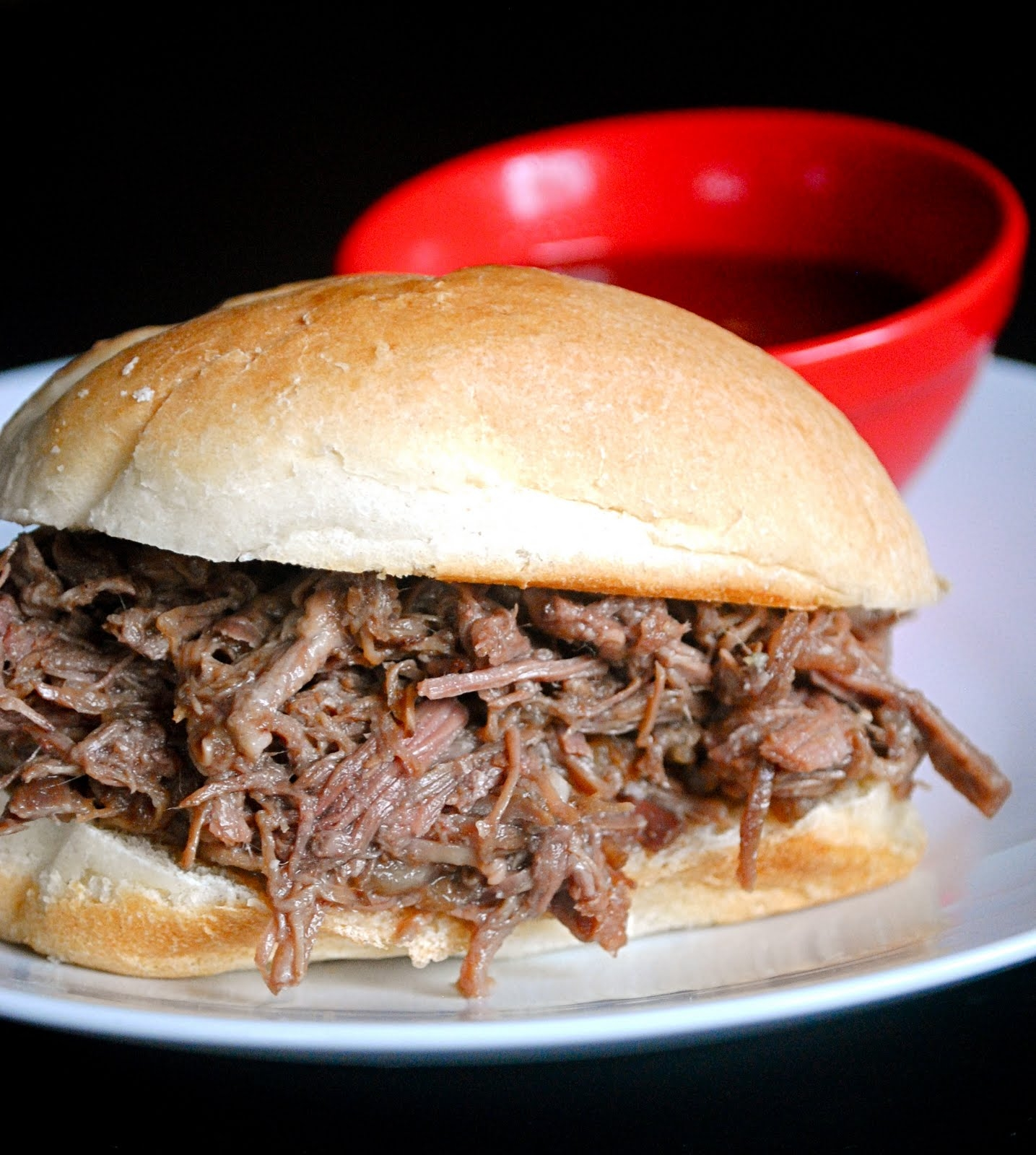 French Dip Sandwich – Slow Cooker Style | Fat Girl Trapped ...
