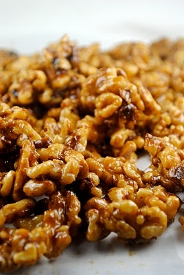 Maple Glazed Walnuts | Fat Girl Trapped in a Skinny Body