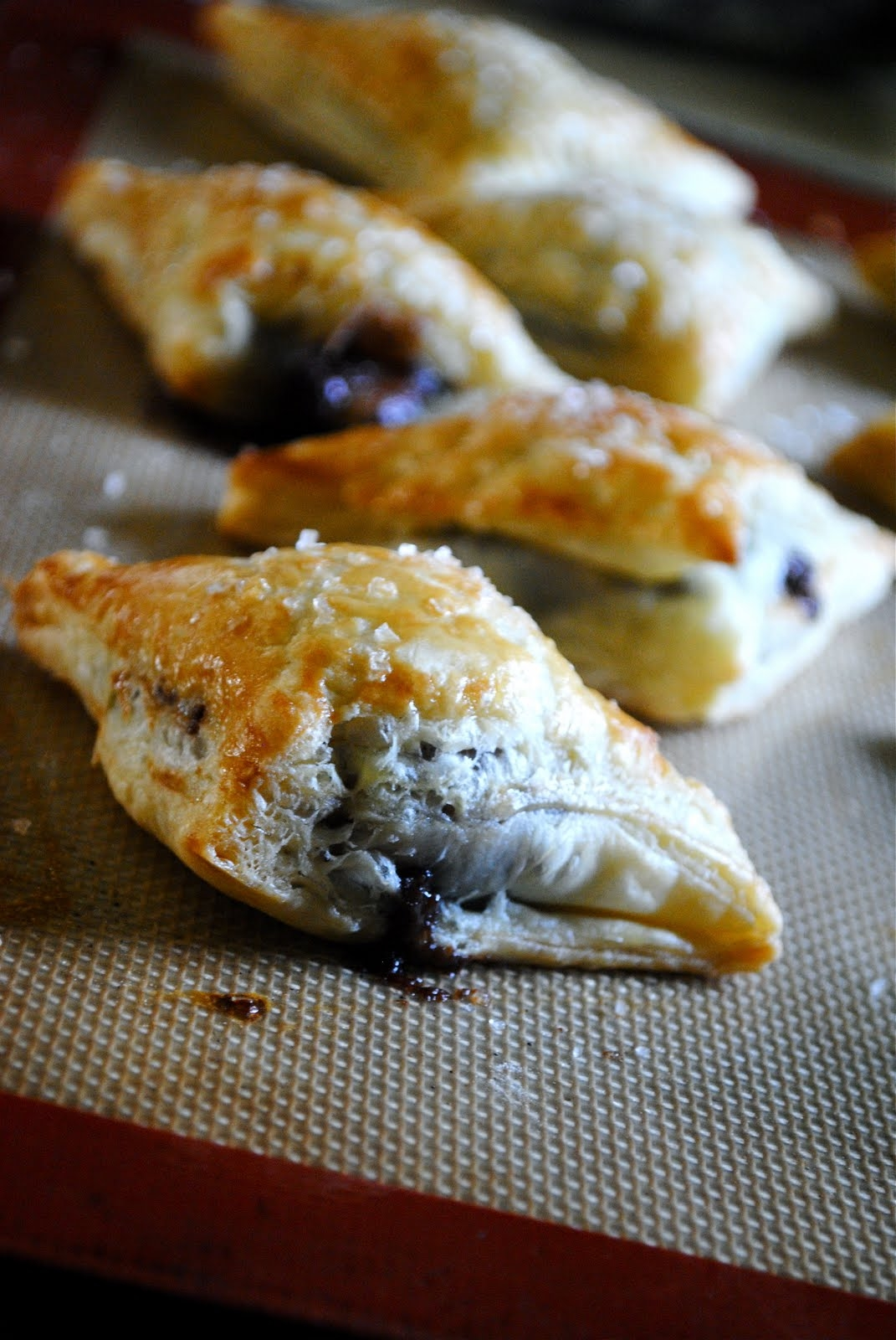 Homemade Nutella and Nutella Turnovers | Fat Girl Trapped in a Skinny ...
