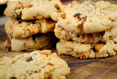 Peanut Butter Bacon Butterscotch Cookies Fat Girl Trapped In A Skinny Body