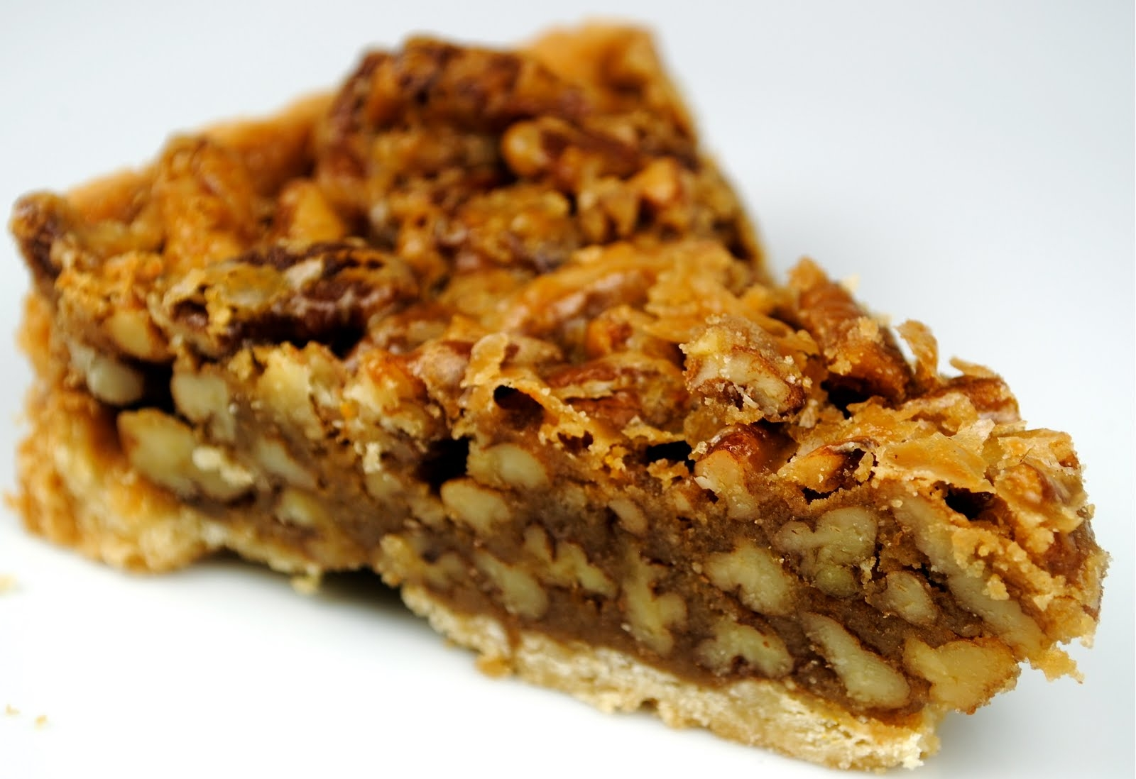 Maple Pecan Tart | Fat Girl Trapped in a Skinny Body