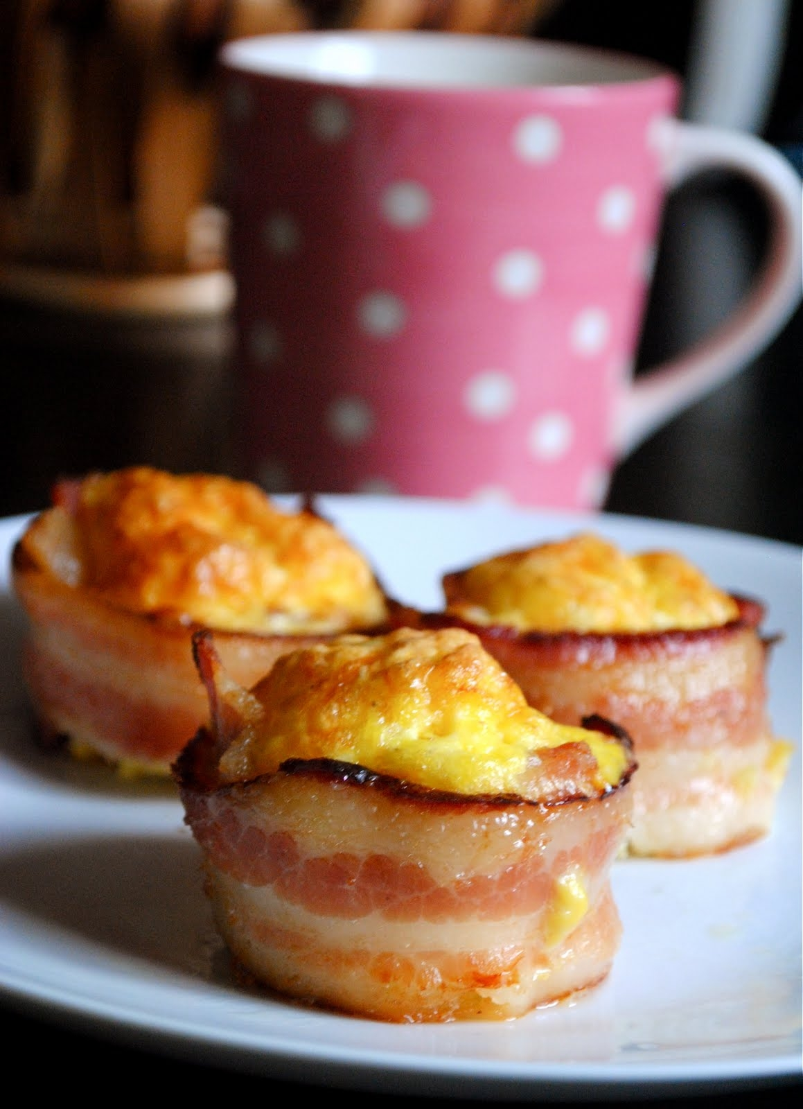 Bacon Egg Cups Fat Girl Trapped In A Skinny Body